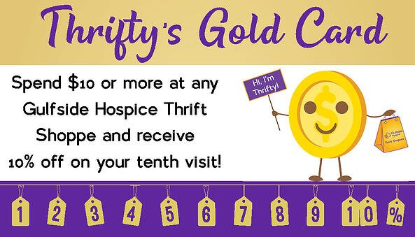 Thrifty Gold Card -1
